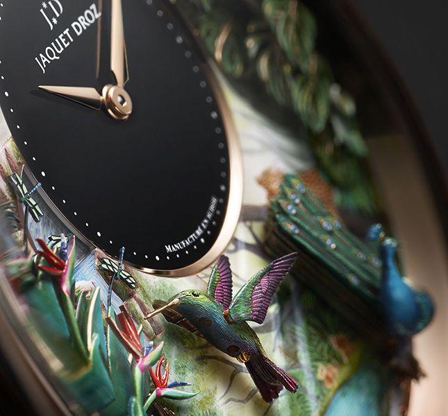 Хронометр Tropical Bird от Jaquet Droz