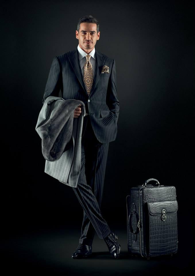 Мужская одежда и аксессуары от Stefano Ricci (Стефано Риччи)