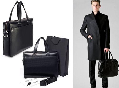 Мужская сумка Dunhill