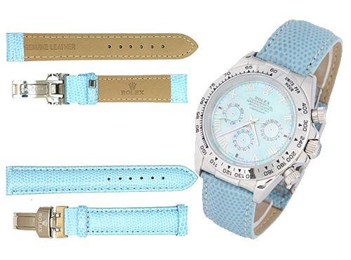 Ремень из кожи для часов Rolex