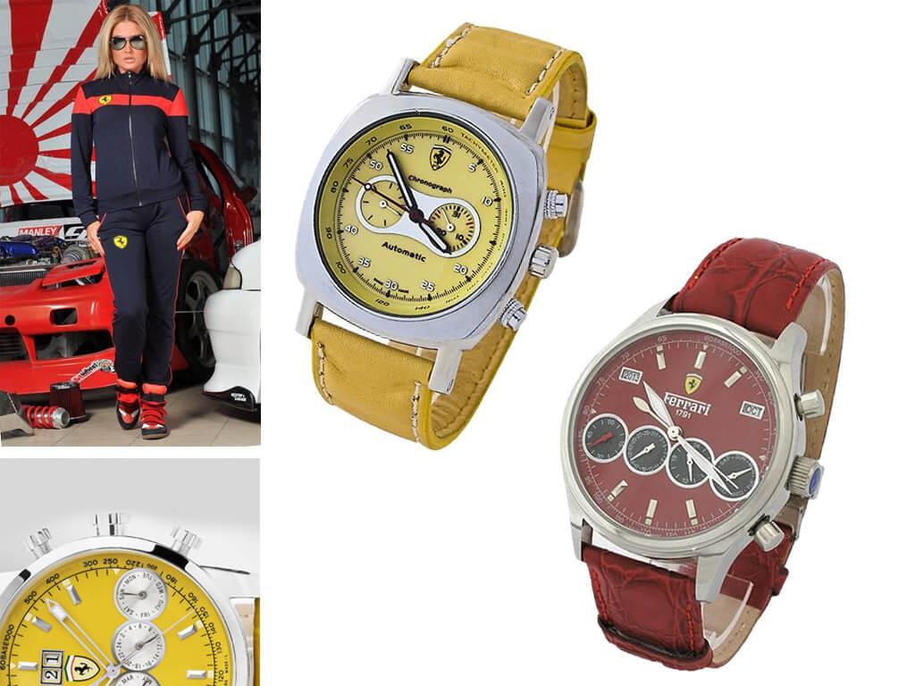 Женские часы Ferrari