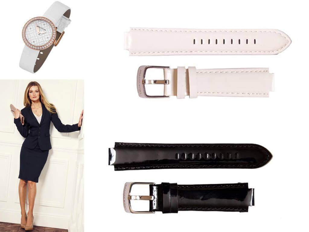 Ремешки из кожи к часам Louis Vuitton