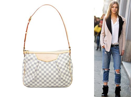 Женская сумка Луи Витон Delightful