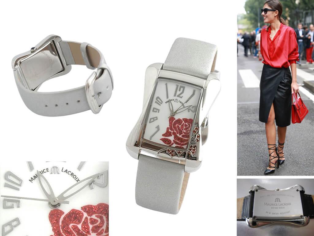 Наручные часы женские Maurice Lacroix Divina