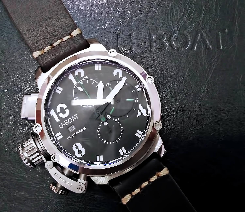 Реплика итальянских часов U-Boat Chimera U-51 Limited Edition