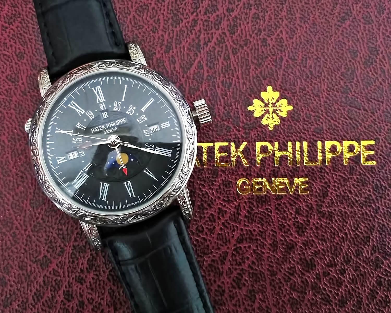 Реплика мужских часов Patek Philippe Grand Complications Sky Moon (Реф. оригинала 5160)