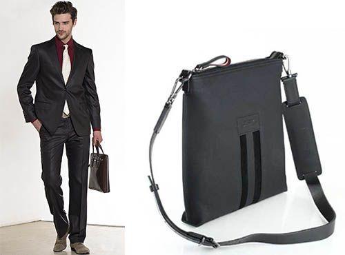Мужская сумка Балли из коллекции Баумас