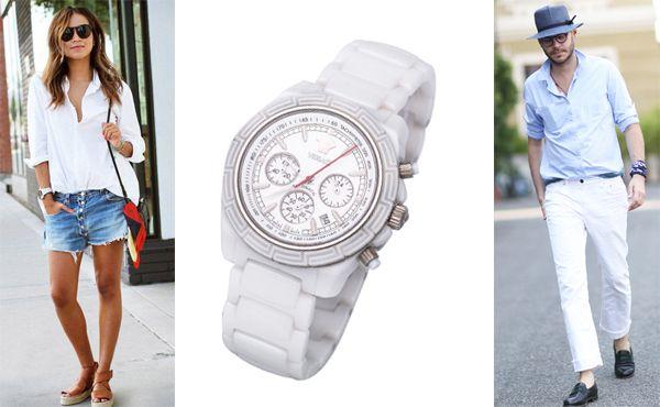 Часы унисекс от Versace