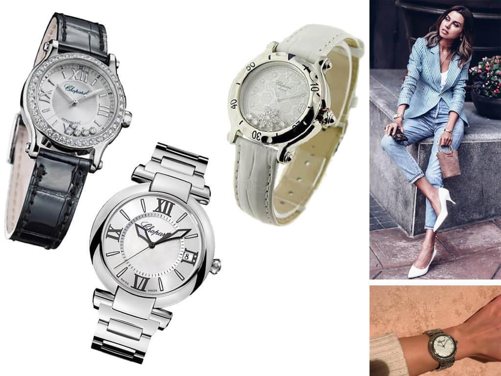 Женские часы Chopard оригинал