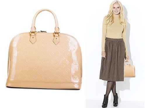 Женская Louis Vuitton сумка с ручками