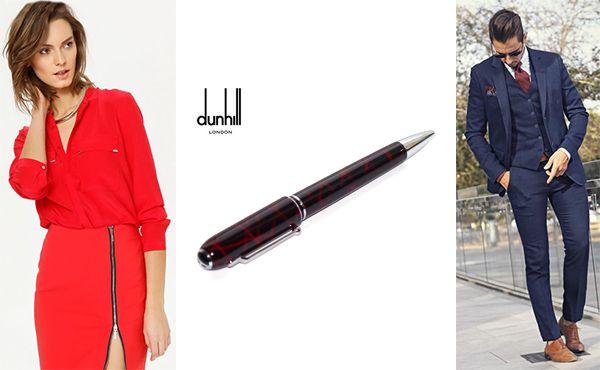 Шариковая ручка Данхилл