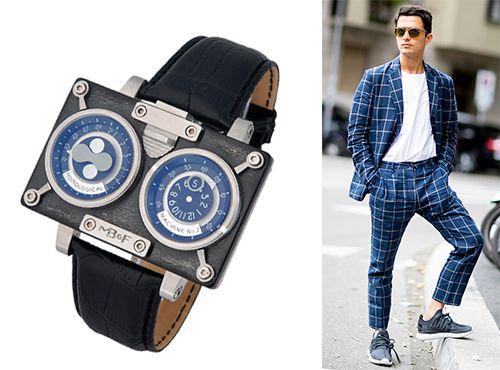 Часы MB&F для мужчины