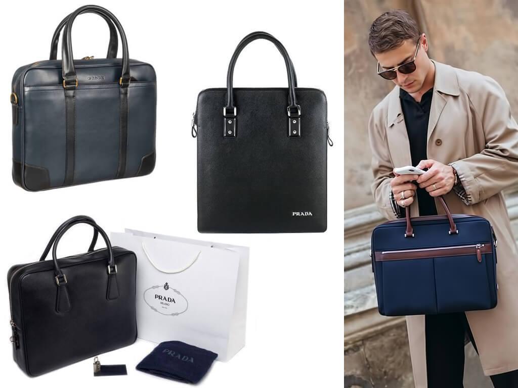 Мужские сумки для документов