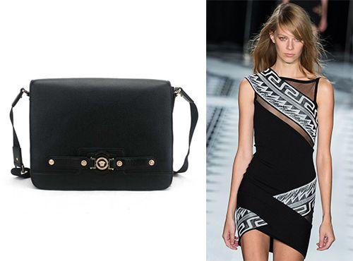 Дамская сумка от Versace