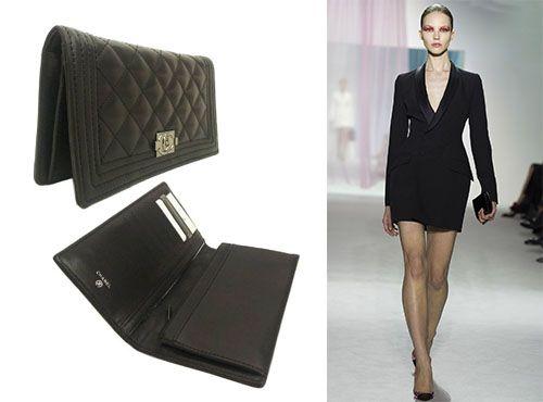 Женский кошелек от Chanel