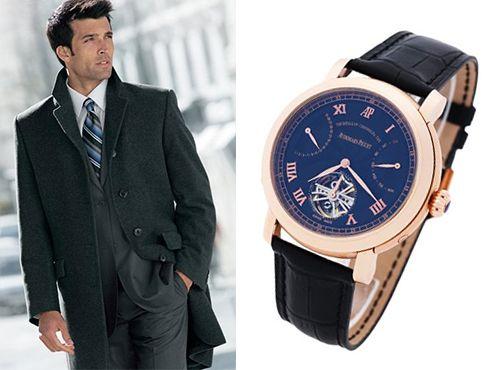 Мужская копия часов Audemars Piguet Jules Audemars