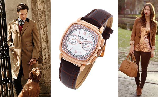 Часы унисекс от Patek Philippe