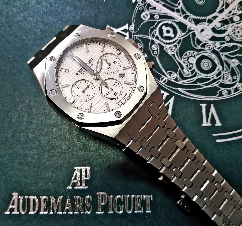 Точная копия часов Адемар Пиге Роял Оук из каталога Imidge