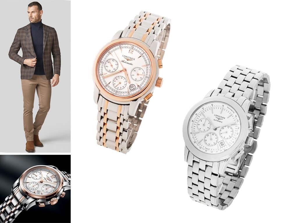 Мужские часы Longines Saint Imier Collection