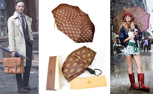 Унисекс-зонтик от Гермес