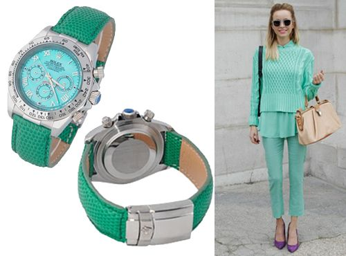 Часы от Rolex