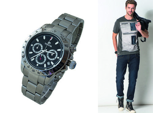 Мужские часы Toyota