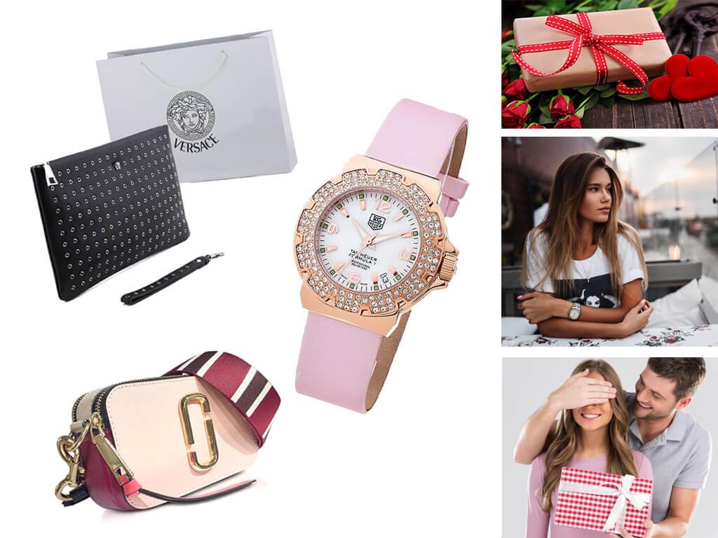 Подарки любимой девушке на 14 февраля