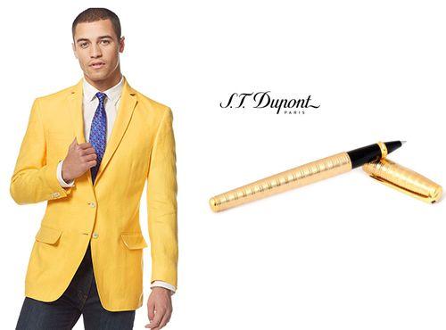 Dupont ручка для письма