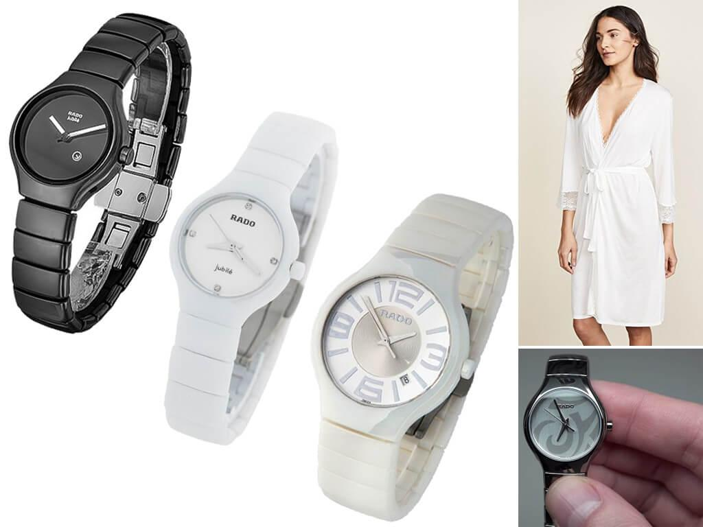 Женские часы Rado из коллекции TRUE