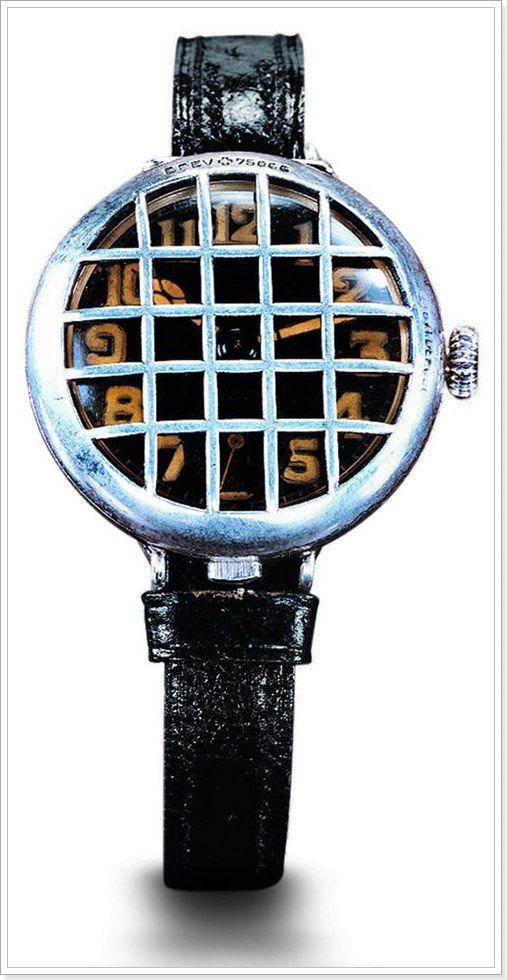 Часы фирмы Girard-Perregaux в 1880 года