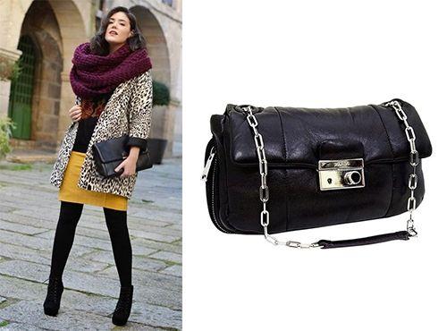 Клатч-сумка женская Прада