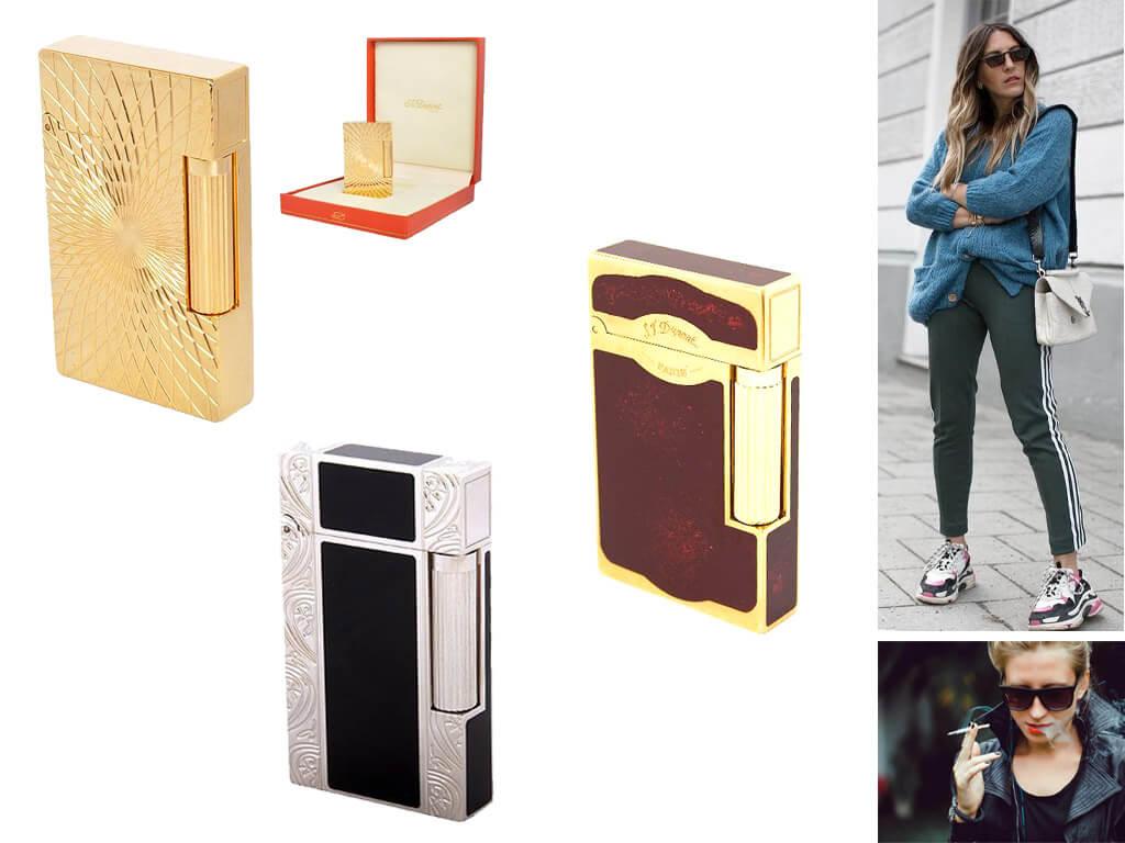 Дизайнерские женские зажигалки