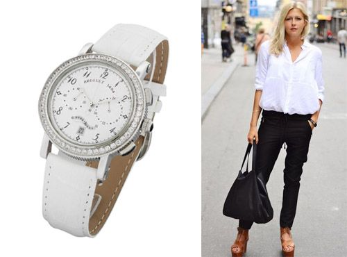 Женские часы Бреге