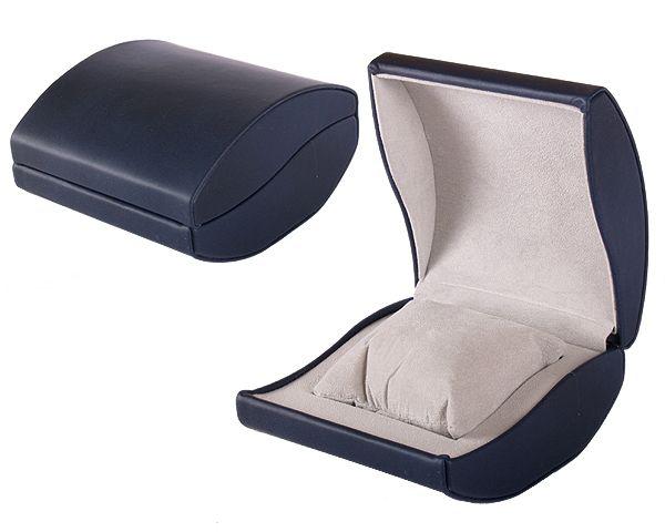 Кожаный футляр с замшевой тканью