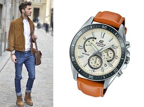 Наручные часы от Касио мужские
