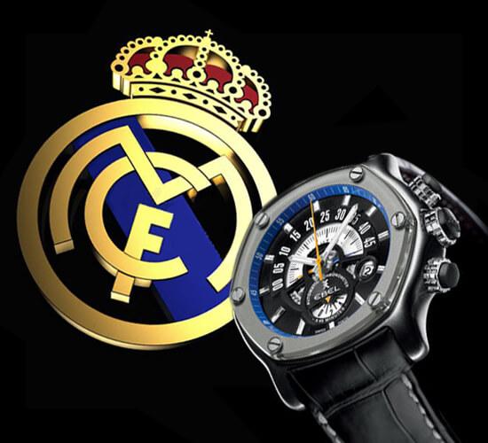 Часы мадридского Реала EBEL 1911 TEKTON REAL MADRID