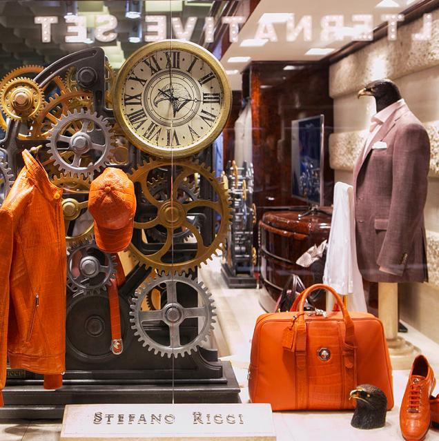 Одежда и аксессуары от Stefano Ricci