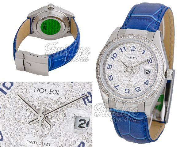 Клипсовая застежка в часах Rolex