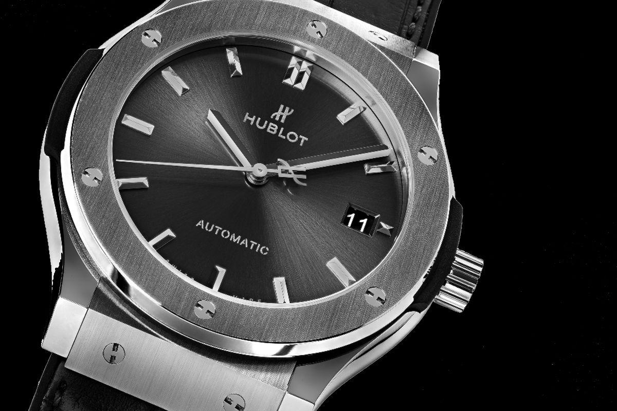 купить часы Хублот Классик Фьюжн