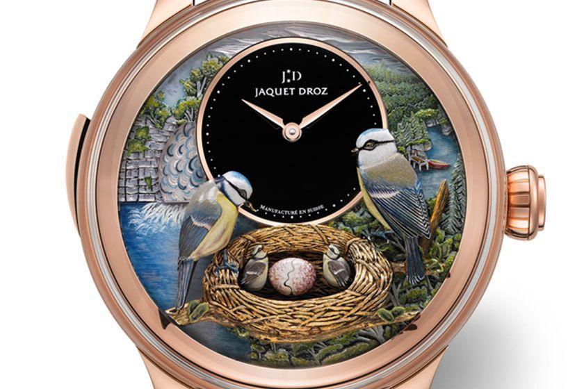 Наручные часы Jaquet Droz Les Ateliers d'Art