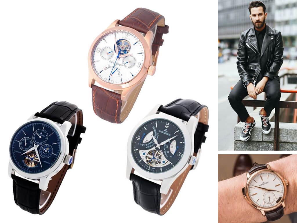 Мужские часы Jaeger-LeCoultre Master Grande Tradition