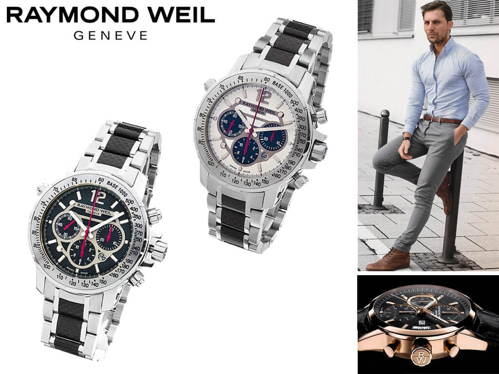 Часы Raymond Weil мужские