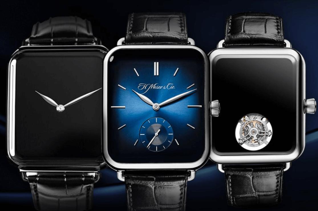 Коллекция часов H.Moser & Cie Swiss Alp Watch