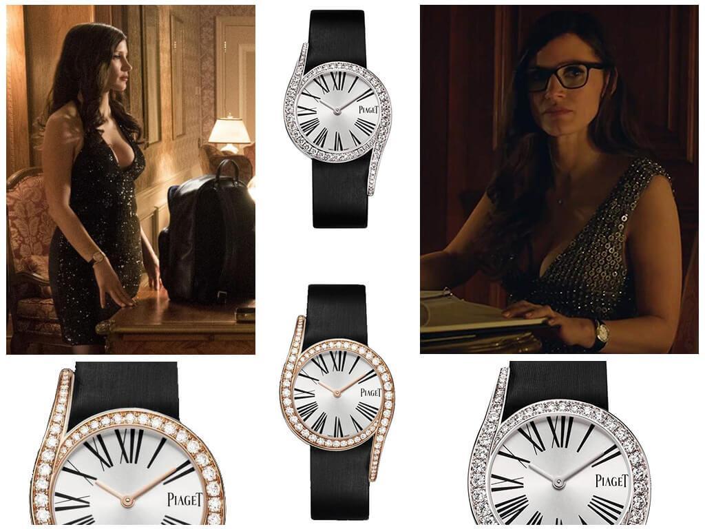 Наручные часы Молли Блум (Джессики Честейн) Piaget Limelight Gala