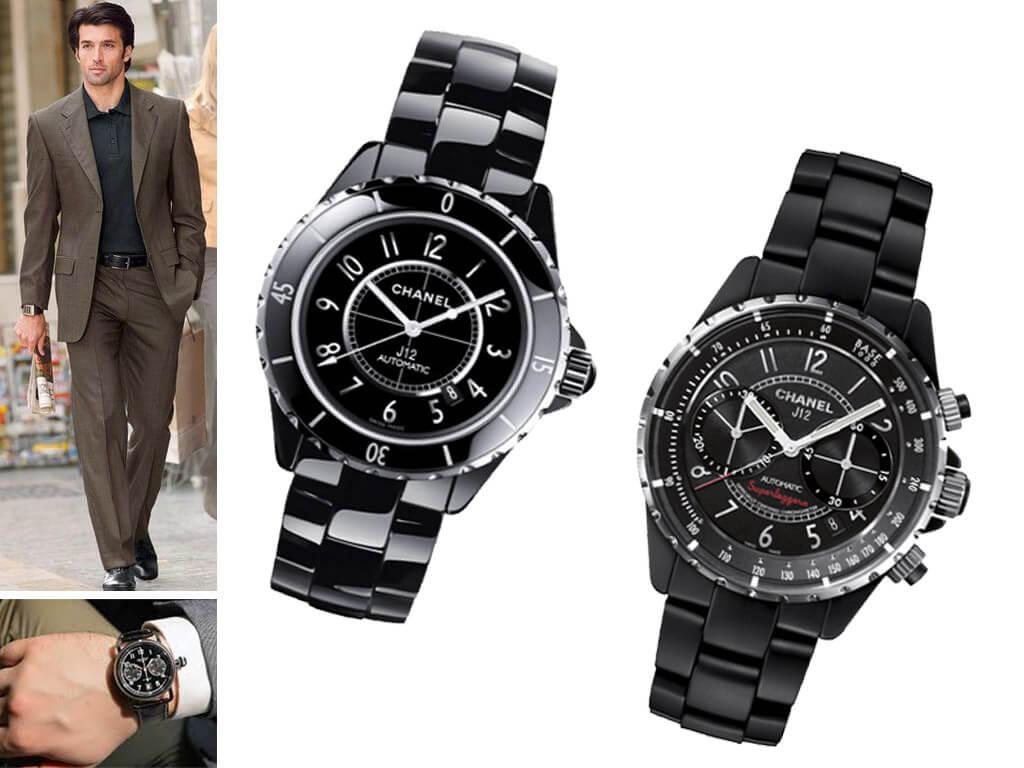 Мужские часы Шанель оригинал