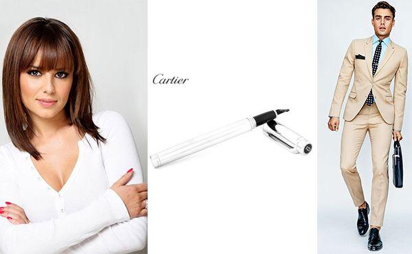 Шариковая ручка Cartier