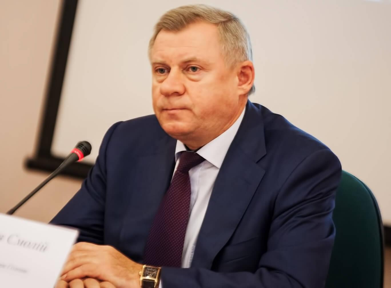 Яков Смолий - украинский экономист и банкир, экс-глава НБУ