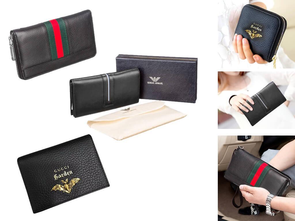 Черная пятница - прекрасная возможность купить брендовый кошелек по выгодной цене