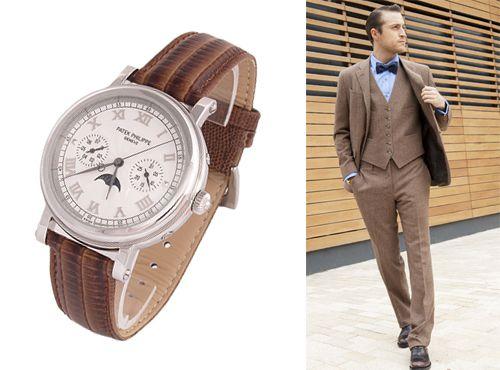 Часы от Patek Philippe