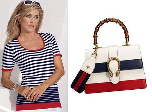 Женская сумка Гуччи Сильвия